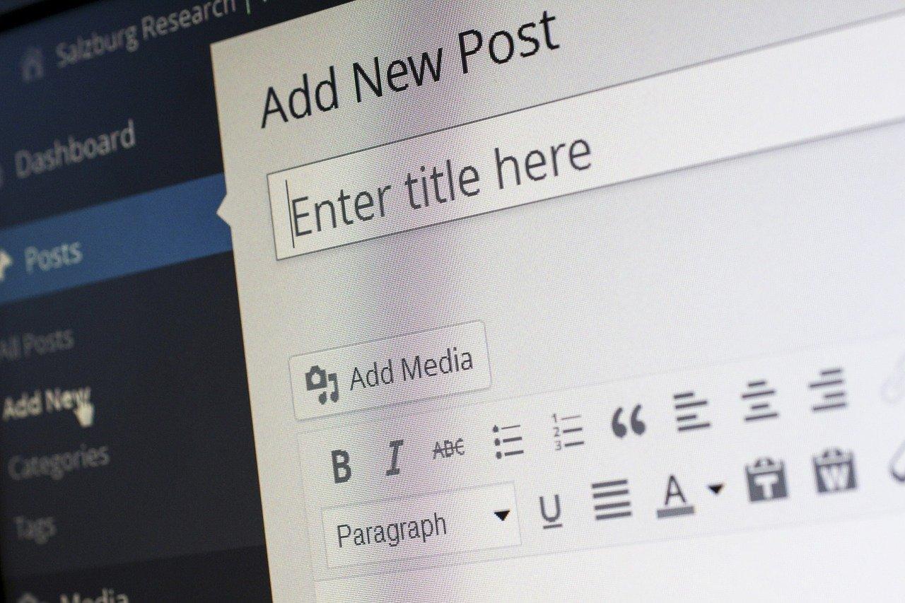 wordpress, blogging, blogger